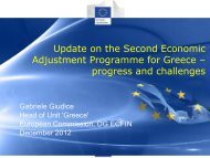 Gabriele Giudice, Head of Unit, Greece, European ... - FT Business