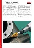 Frässtifte aus Hartmetall - Frank Drucklufttechnik - Seite 5
