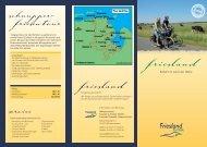 Radeln im Land der Weite - Friesland-Touristik Gemeinschaft