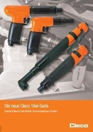 Die neue Cleco 19er-Serie - Frank Drucklufttechnik