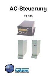 AC-Steuerung - Funktronic