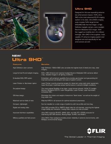 Ultra 9HD - Flir Systems