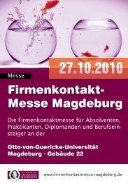 Download starten - Firmenkontaktmesse Magdeburg