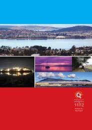 ANNUAL REPORT - Glenorchy City Council