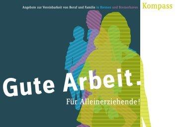 Für Alleinerziehende! - Bremer und Bremerhavener Arbeit GmbH