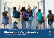 Förskolor & Grundskolor - Gävle kommun