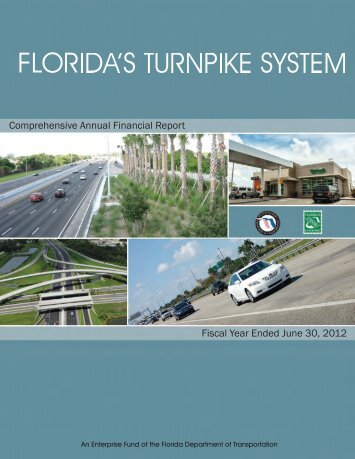 2012 - Florida's Turnpike