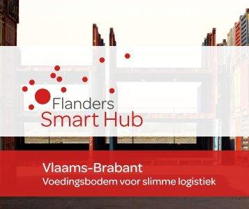 Vlaams-Brabant - Voedingsbodem voor slimme logistiek