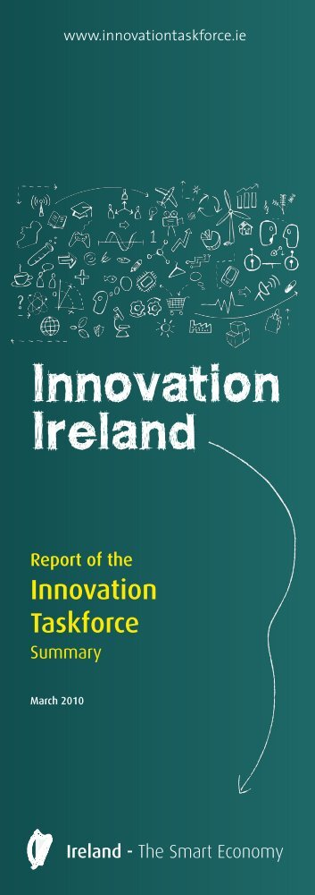 Report of the Innovation Taskforce Summary