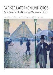 PARISER LATERNEN UND GROß - STADT - Galerie Laterne