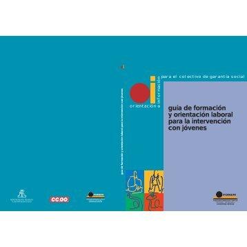 guía de formación y orientación laboral para la intervención ... - Forem