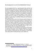 Das Geologenarchiv an der Universitätsbibliothek Freiburg - FreiDok - Seite 3