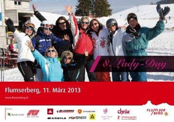 Flyer Lady Day 2013 (PDF) - Flumserberg