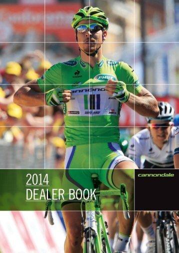 2014 DEALER BOOK