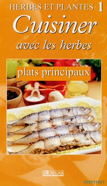 Cuisiner Avec Les Herbes Plats Principaux