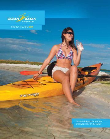 Ocean Kayak Product Guide 2014
