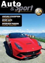 Magazine automobile er organe offciel