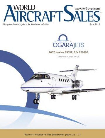 WORLD Airfcraft Sales