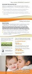 Safe Homes, Safe Babies: - Futures Without Violence