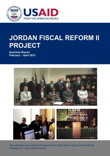 Tenth Quarterly Report, February - April 2012 - Eng - Frp2.org