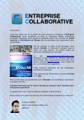 Entreprise Collaborative Social Learning  - Page 2