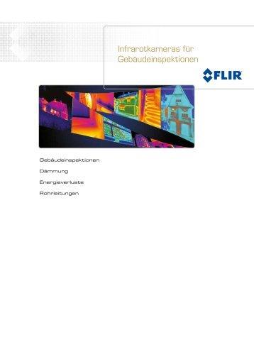 FLIR - Infrarotkameras für Gebäudeinspektionen - 10-2013