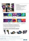 FLIR - Infrarotkameras für Gebäudeinspektionen - 10-2013 - Seite 7
