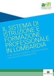 il sistema di istruzione e formazione professionale in lombardia - Foe