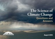 The Science of Climate Change - Forest and Bird