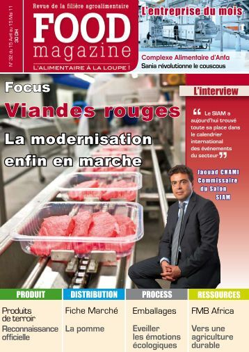 Viandes rouges - FOOD MAGAZINE
