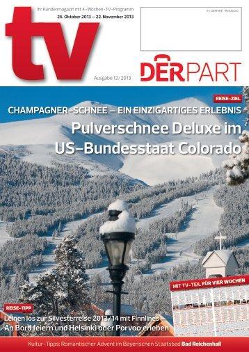 DERPART TV - Ausgabe 12/2013