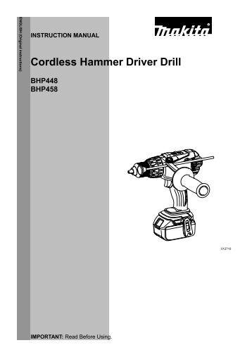 hilti core drill instructions