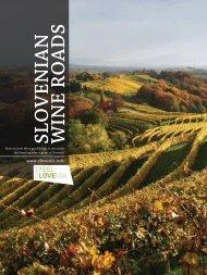 SLOVENIAN WINE ROADS