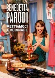 Benedetta Parodi-Mettiamoci a cucinare