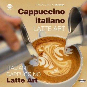 Italian Cappuccino Latte Art