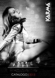 Catalogo KARMA 2013