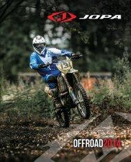 Jopa Catalogus Offroad 2014