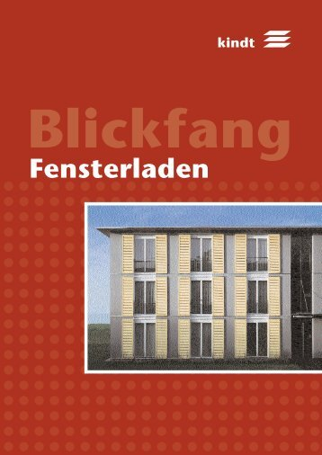 Blickfang - Architektur & Technik