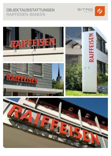 OBJEKTAUSSTATTUNGEN Raiffeisen-Banken