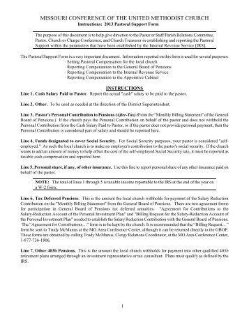 Housing Allowance Worksheet - My Sheet