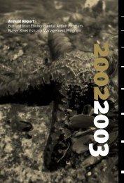 Annual Report - BIEAP & FREMP 2002/2003 - the BIEAP and ...
