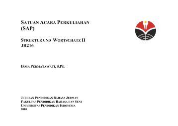 SATUAN ACARA PERKULIAHAN - Direktori File UPI - Universitas ...