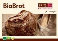 Brote - Fritz Mühlenbäckerei
