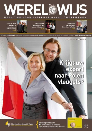 Krijgt uw export naar Polen vleugels? - Flanders Investment & Trade