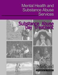 Substance Abuse Day Treatment - Wisconsin.gov