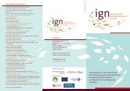 Flyer - interkulturelles gesundheitsnetzwerk bremen