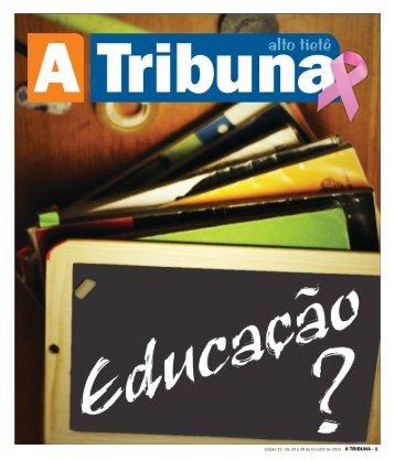 Jornal A Tribuna Alto Tietê - Edição 23