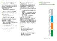 Flyer (PDF) - Fakultät Rehabilitationswissenschaften - TU Dortmund