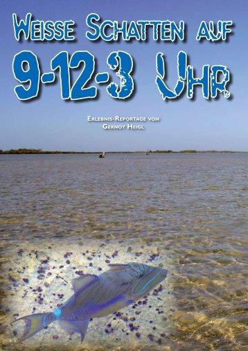 Weisse schatten auf - Fishermen Travel Club