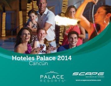 Hoteles Palace 2014